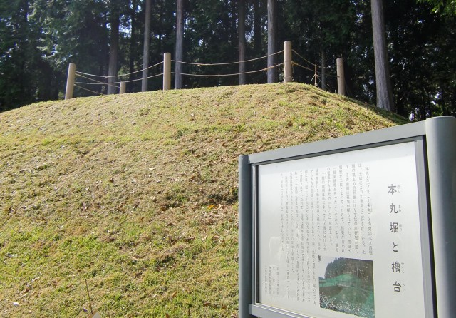 yamanakajo-yaguradai