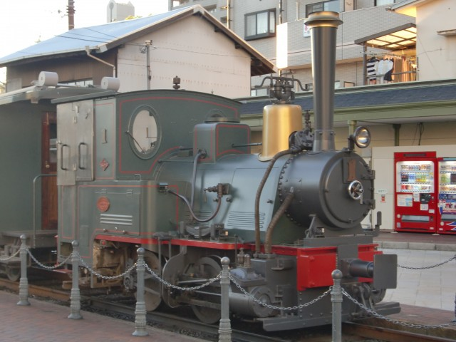 <p>道後温泉・坊ちゃん列車</p>