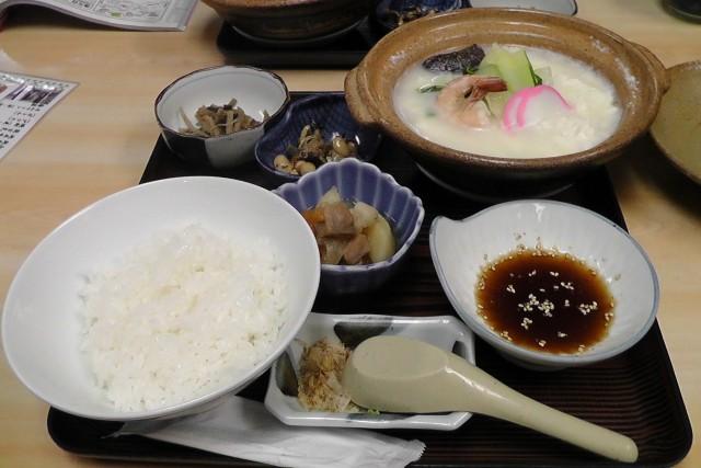 嬉野温泉・湯豆腐・よこ長S1780113