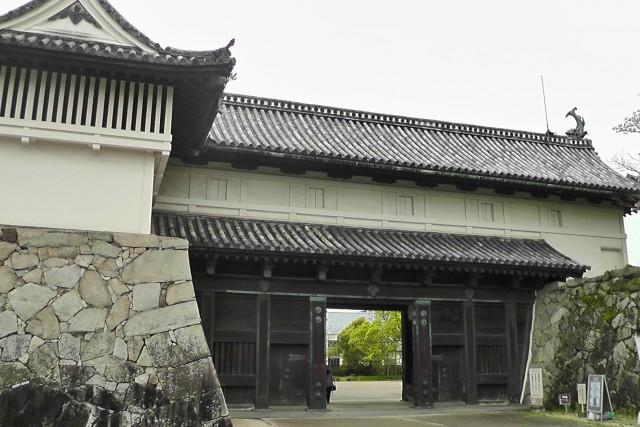 佐賀城写真1