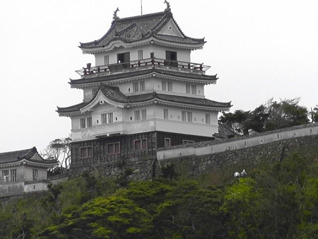 平戸城写真1