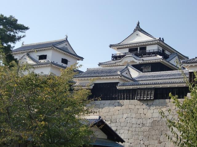 松山城写真1