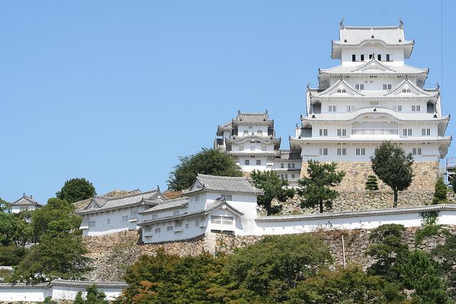 姫路城写真3