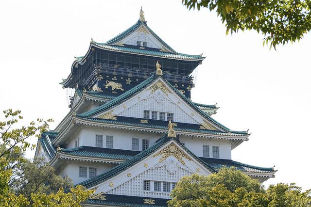 大阪城写真4