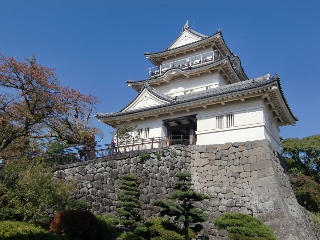 小田原城写真1