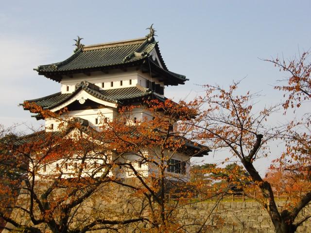 弘前城写真3