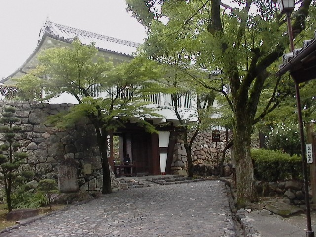 犬山城写真3