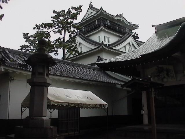 岡崎城写真1