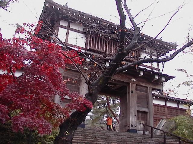 久保田城写真4