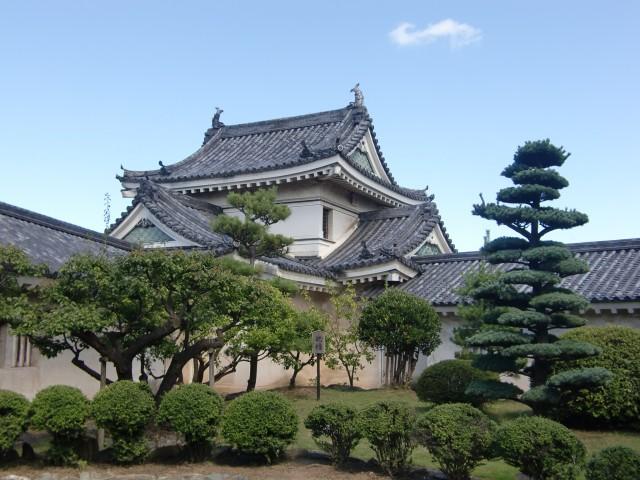 和歌山城写真5