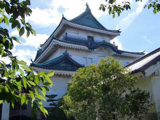 和歌山城写真1