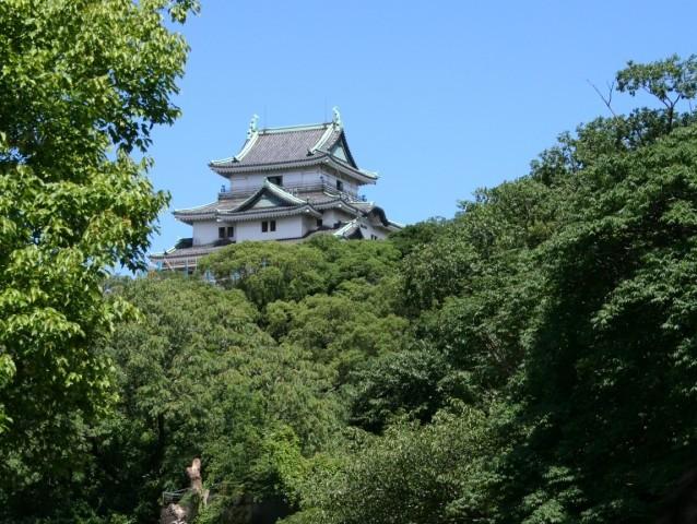 和歌山城写真2