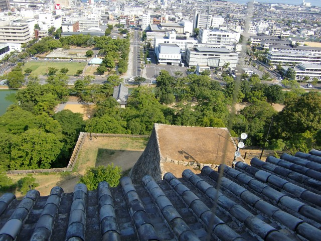 丸亀城写真4