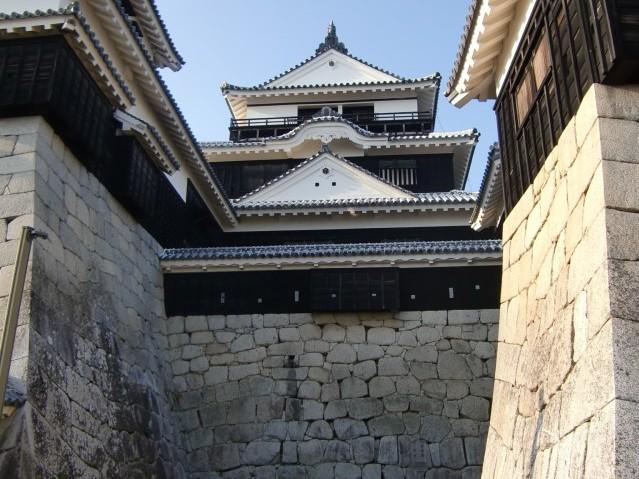 松山城写真3
