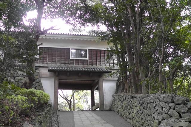 平戸城写真2