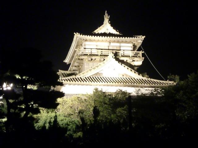 丸岡城写真2