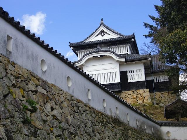 備中松山城写真1