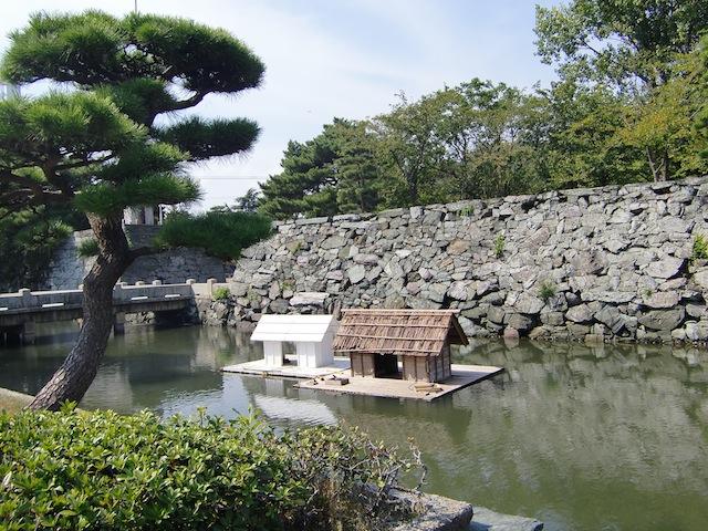 徳島城写真1