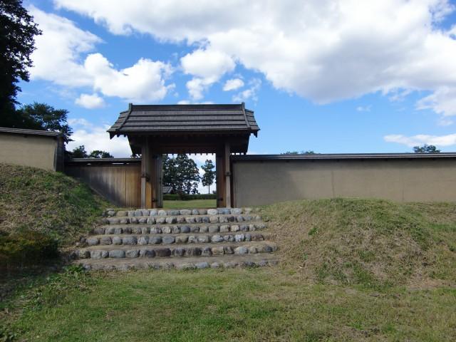 鉢形城写真1