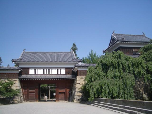 上田城写真1