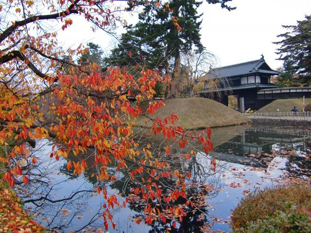 弘前城写真1