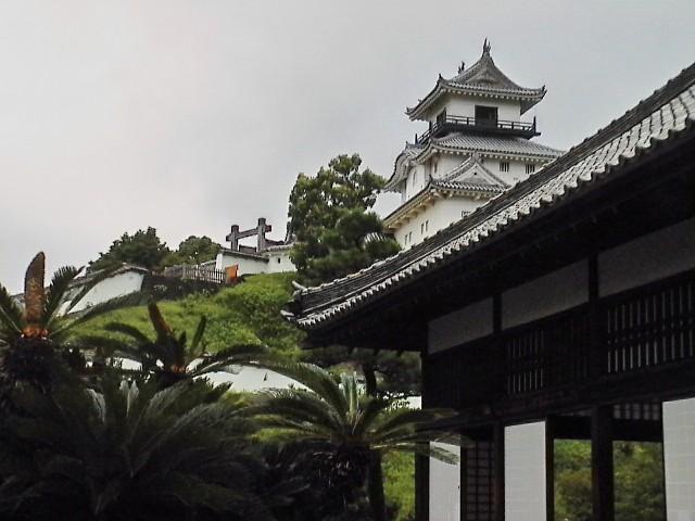 掛川城写真1