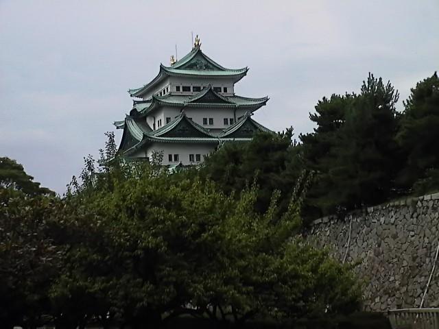 名古屋城写真1
