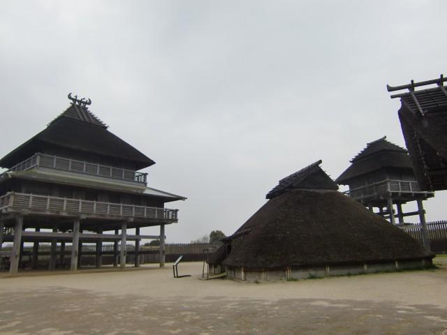吉野ヶ里遺跡写真1