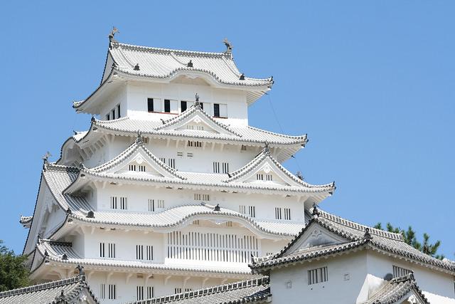 姫路城写真1