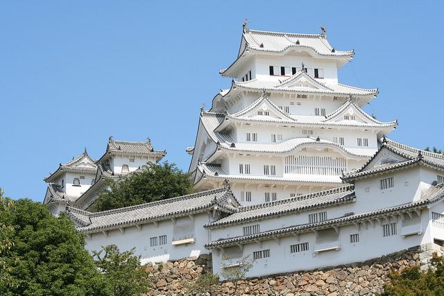 姫路城写真2