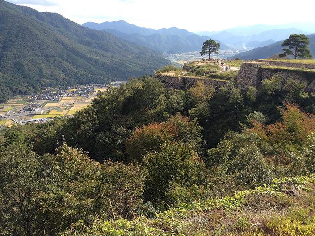 竹田城写真4