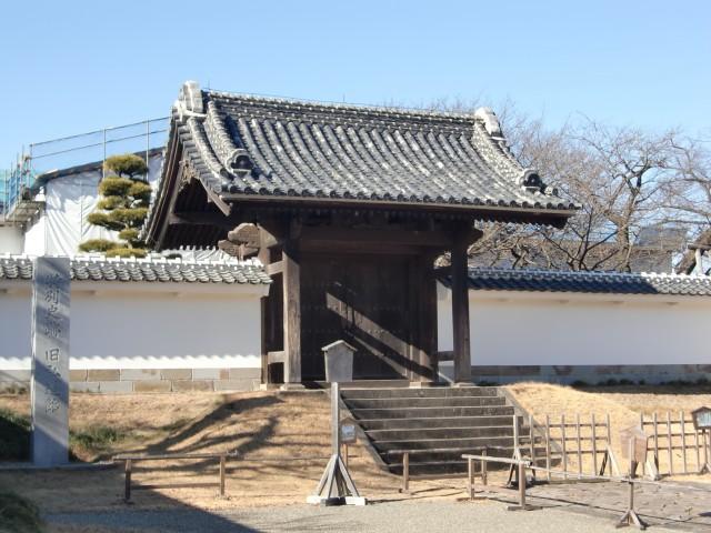 <p>水戸城(弘道館)</p>