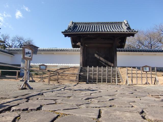 水戸城写真1