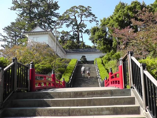 小田原城写真2