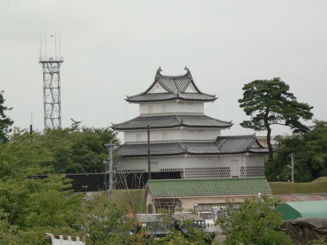 新発田城写真2