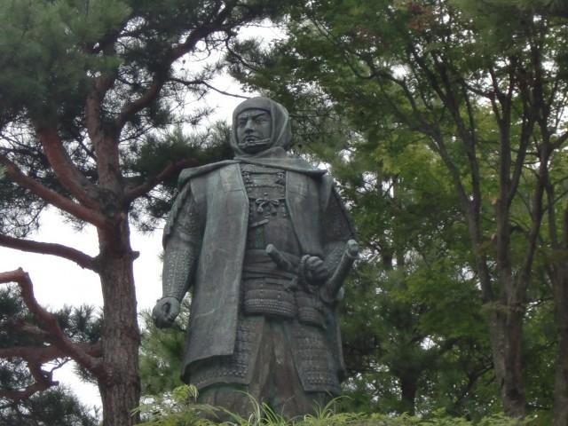 春日山城写真2