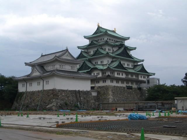 名古屋城写真3