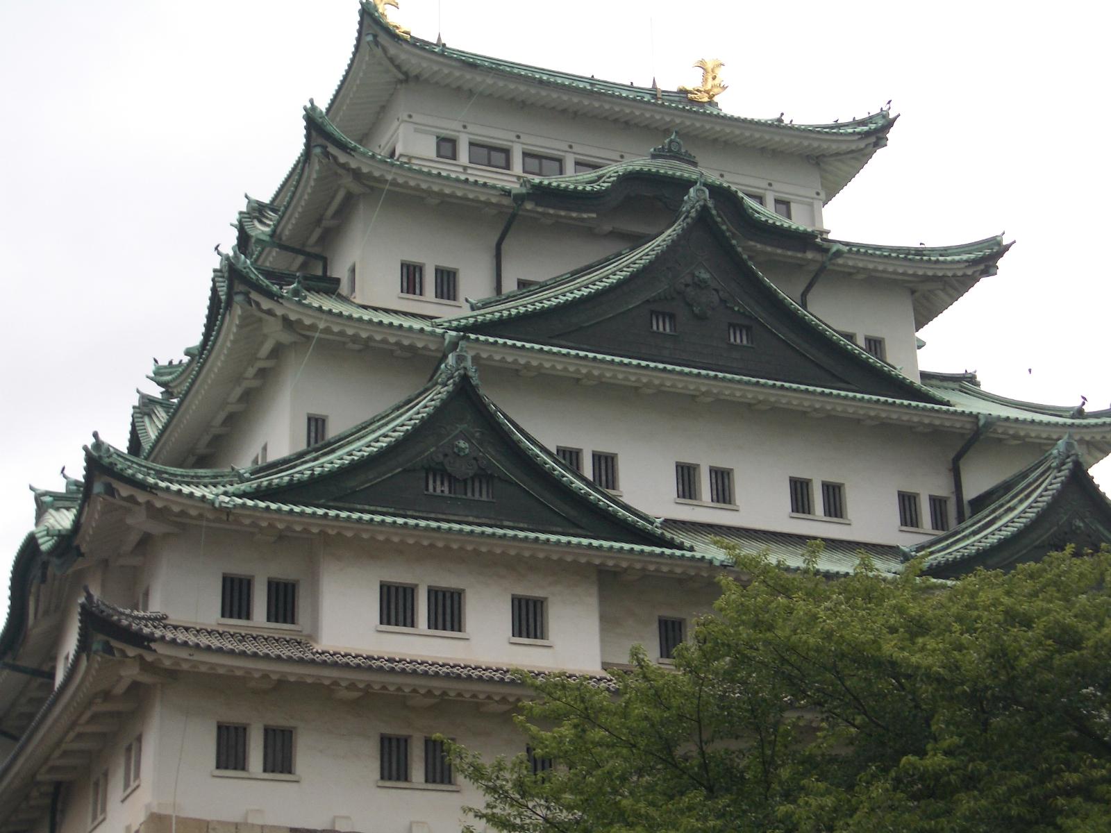 名古屋城写真4