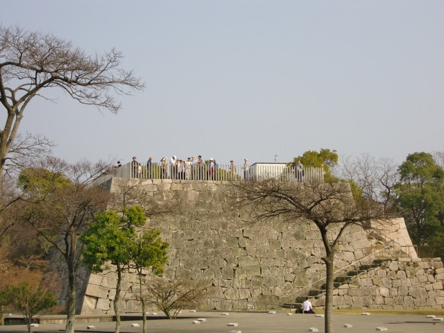 赤穂城写真2