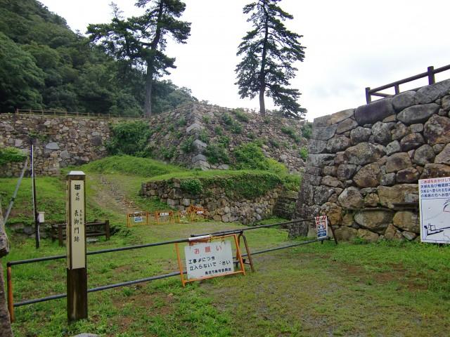 鳥取城写真3