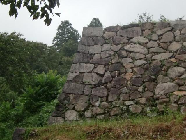 月山富田城写真2