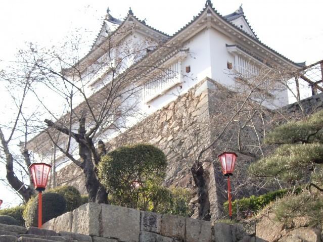 津山城写真1