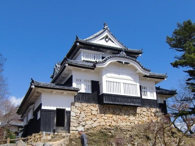 備中松山城写真4