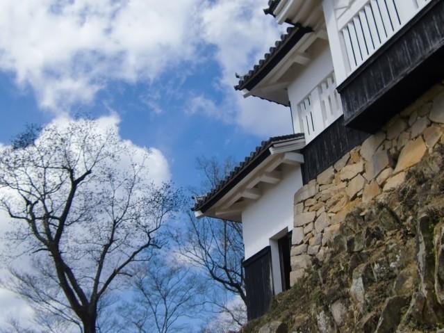 備中松山城写真2