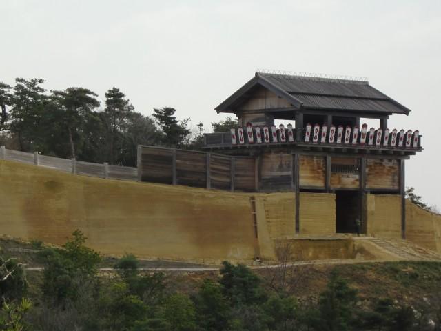 鬼ノ城写真1