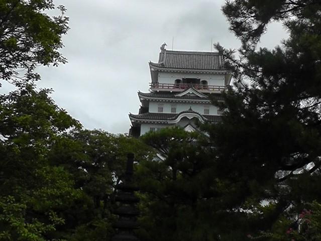 福山城写真2