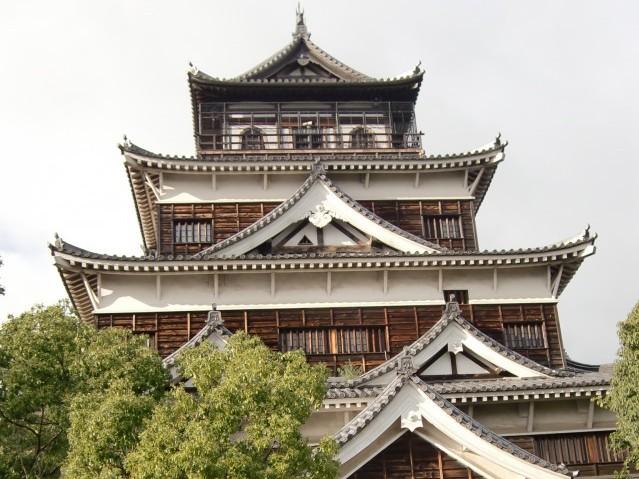 広島城写真3