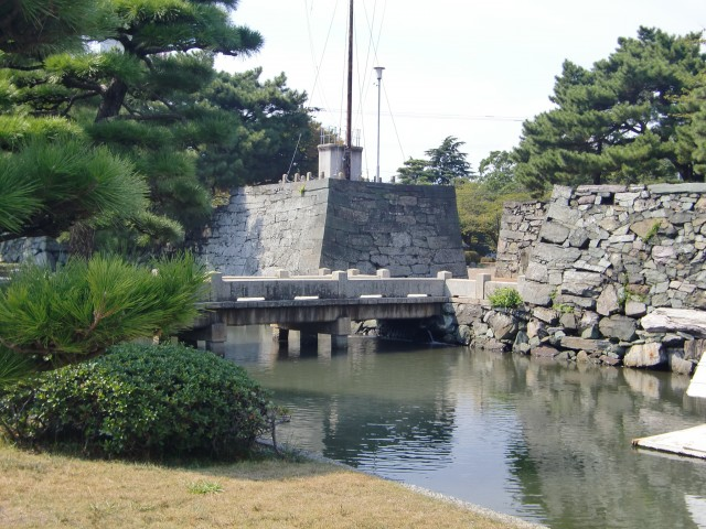 徳島城写真3