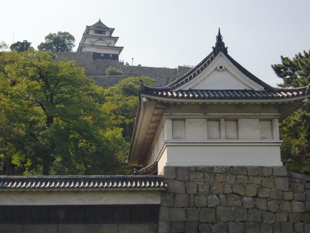 丸亀城写真1