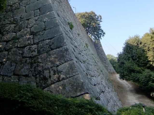 丸亀城写真2